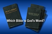 Why We Use the King James Version DVD video